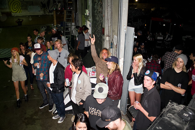 Active Employee Night @ Volcom HQ
