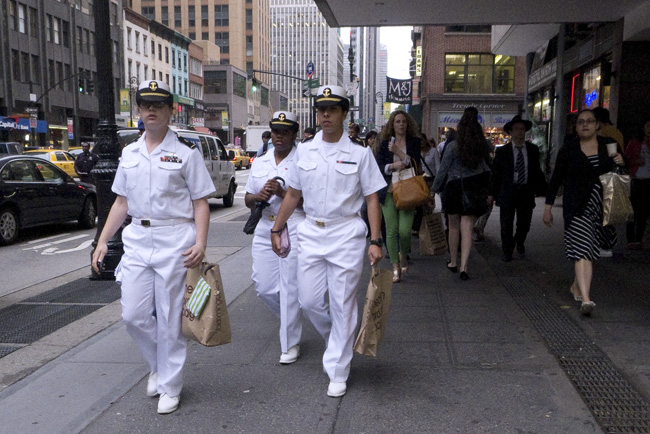 Fleet Week, nyc