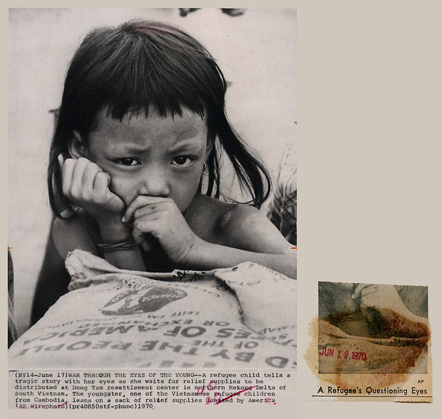 Vietnamese Children During the War - WAR THROUGH THE EYES OF THE YOUNG