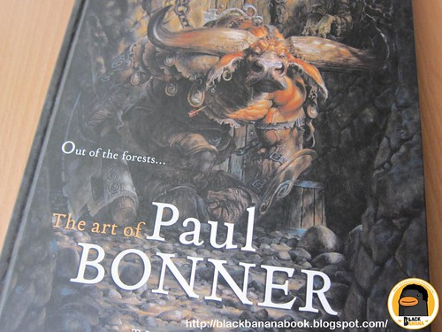 The Art of Paul Bonner_cover