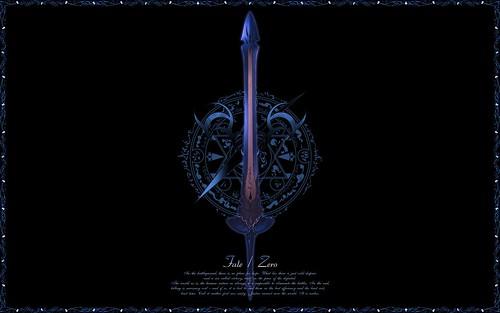 Berserker阵营:兰斯洛特,无毁的湖光,fate zero,fate系列