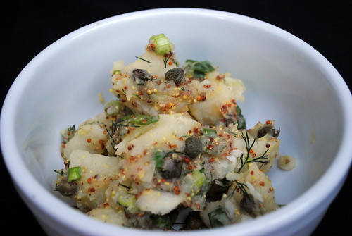 Dijon-Dill Potato Salad