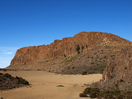 La Fortaleza, Teide national park