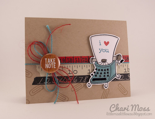 TypewriterCard