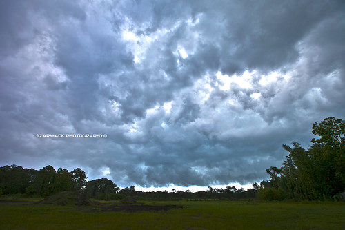 sky storm field clouds florida tropical jacksonville hdr beryl
