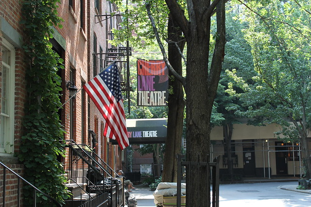 Cherry Lane Theatre, Commerce Street, West Village