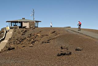Summit of Haleakala