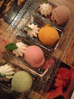 Housemade Gelato and Sorbet Sampler