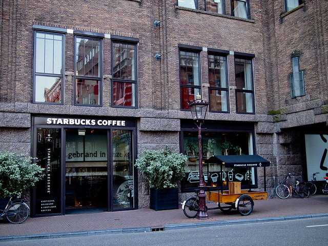 Starbucks Amsterdam-14