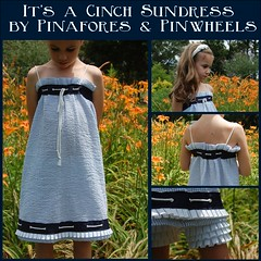 It's a Cinch dress