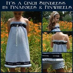 It's a Cinch dress