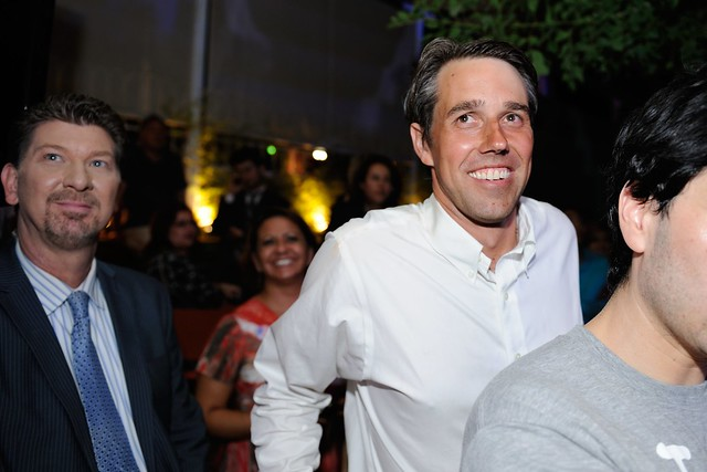 Beto O'Rourke Primary Election Victory