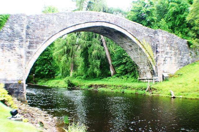 Brig o' Doon, Alloway, Scotland