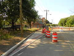 Mount Vernon Trail Detour Update by Rootchopper
