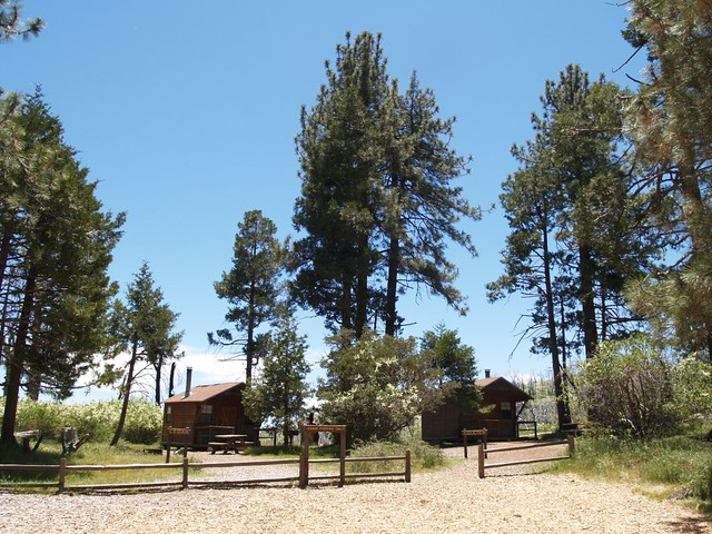 Paso Picacho Campground Cabins
