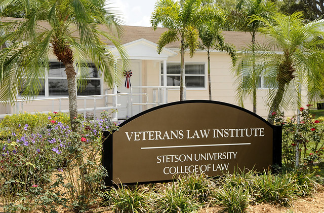 Thumbnail for Veterans Law Institute Ribbon-Cutting