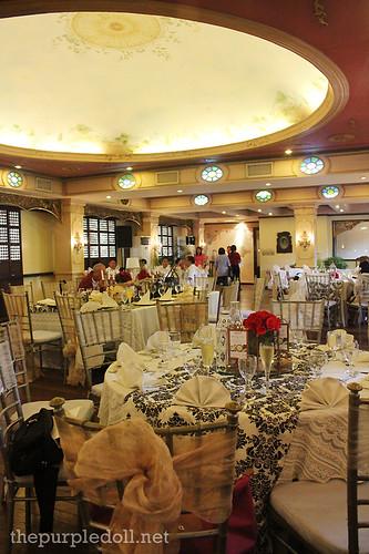 Ilustrado Restaurant Sinagtala Ballroom