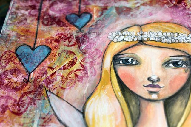 Love Fairy Detail 1