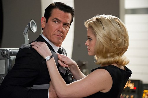 Josh Brolin as Agent K - MIB3 (2012)