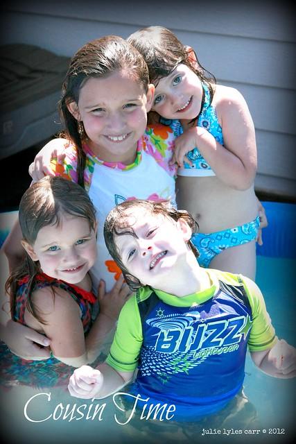 cousin time four cousins