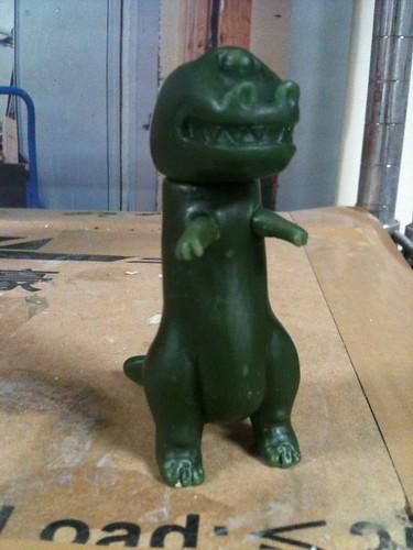 Waxy Rex!