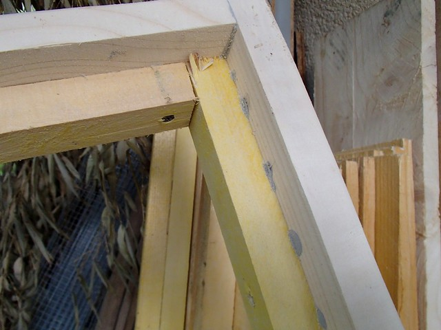 Fiche de savoir 15 construction d un canap en bois nature construction - Fabriquer une banquette lit ...
