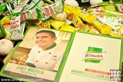 Knorr Chef Ambassadors