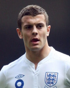 Pictures of Jack Wilshere