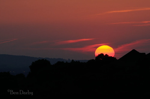 sunset sun solar venus alabama explore transit 17tc 70200vr d300s n1206054007