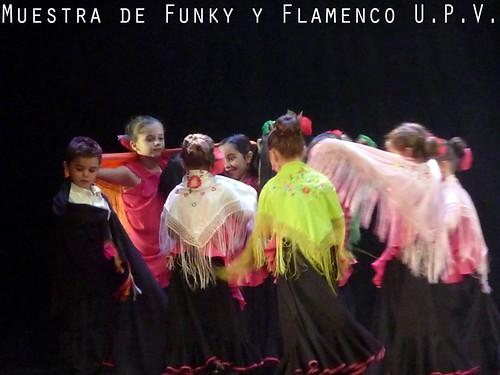 Muestra Infantil de Flamenco de la U.P.V.