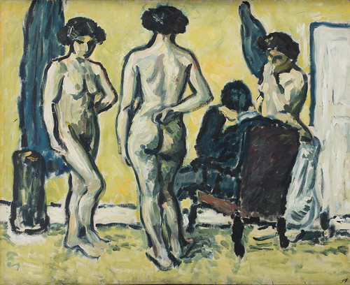 Harald Giersing - The Judgement of Paris [1909] by Gandalf's Gallery