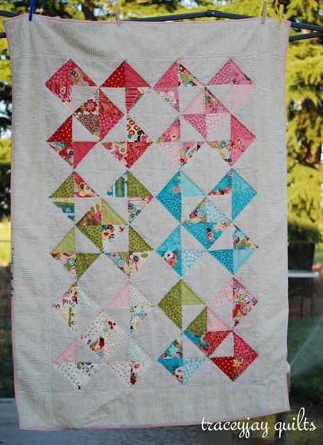 Sophie Chenille quilt