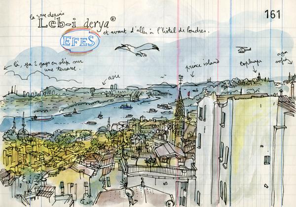 istanbul - leb-i derya