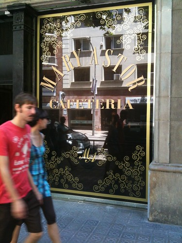 The Mary Astor, L'Eixample