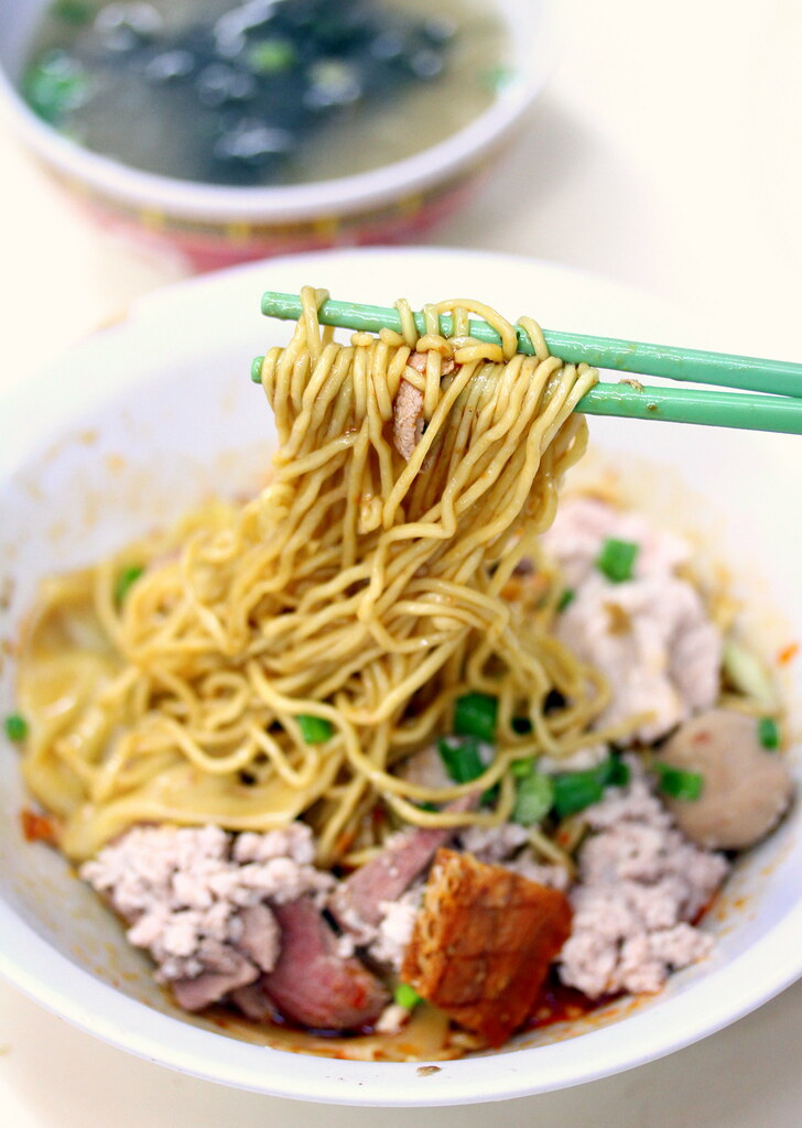 Food Must Try In Singapore: Bak Chor Mee