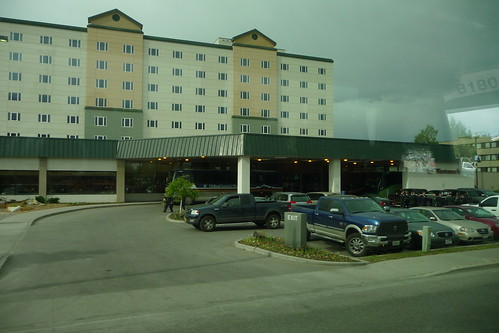 Westmark Inn, Fairbanks, Alaska