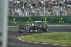 Australian F1 GP 2014