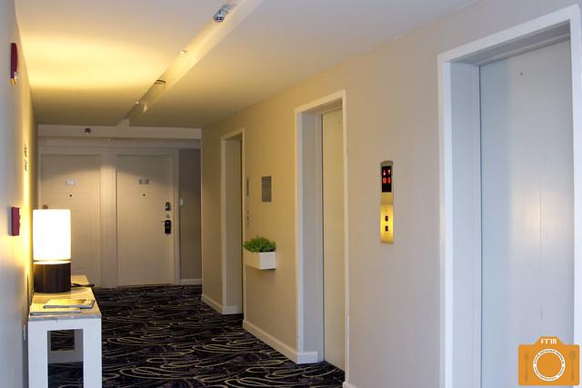 B Hotel Elevators