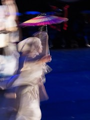 In motion - Tamagawa Dance 2014 #1
