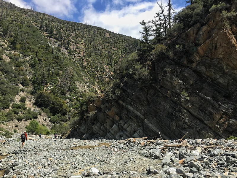 Geology of the East Fork