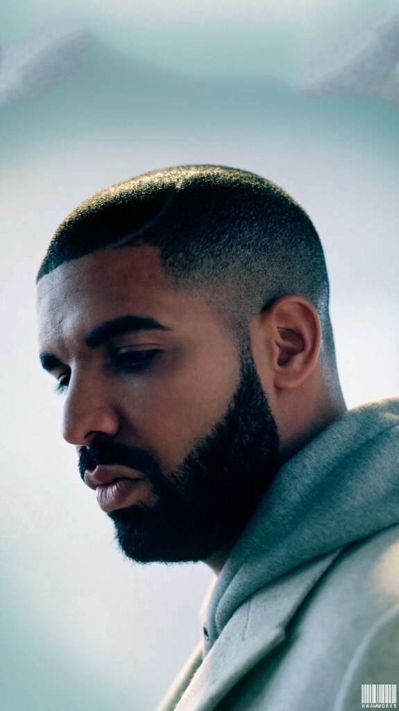 Drake Looking Iphone Wallpaper Wallpaper By Kwamworks Flickr