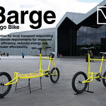 Gus Thomas, Barge Cargo Bike