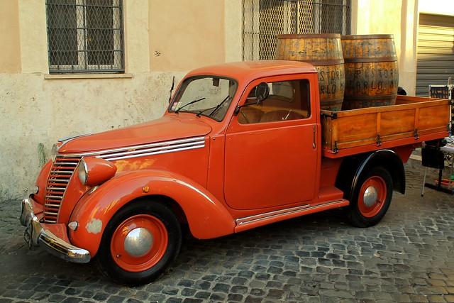 Fiat 1100F (Rome)
