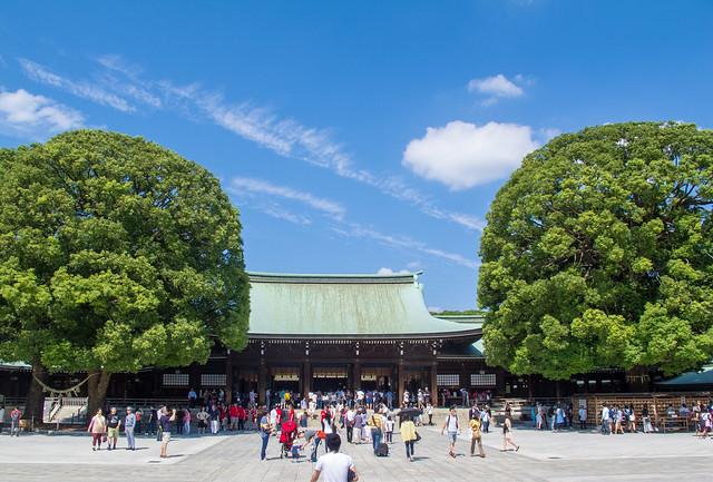 東京,明治神宮