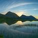summer night in Tromvik by John A.Hemmingsen