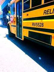 2015 IC CE Cummins ISB 6.7, Reliant Transportation Corp, Bus#5528, Air Brakes, AC, No Air Ride, No Radio