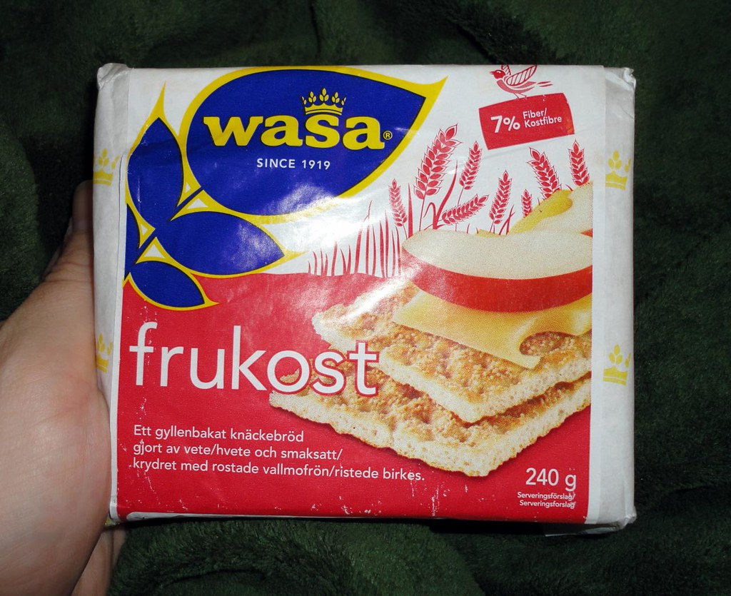 Wasa Frukost - Dunno go ask your mother