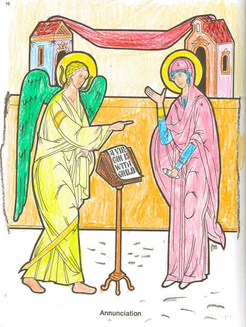 Alex Annunciation
