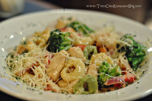 Chicken Tortellini at Freight House ~ Stillwater, MN