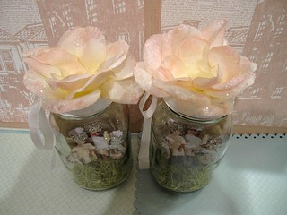 Wedding Jar Vignette!